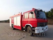 海潮牌BXF5151GXFPM60型泡沫消防车