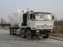 海潮牌BXF5311GXP4012型气力吸排罐车