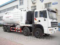 海潮牌BXF5312GXP4012型气力吸排罐车