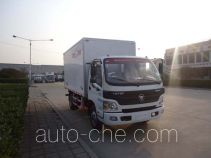 Bingxiong BXL5041XBW5 insulated box van truck