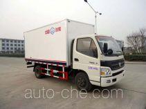 Bingxiong BXL5041XXY2 box van truck