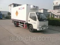 Bingxiong BXL5051XYL medical waste truck