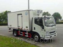 冰熊牌BXL5071XLCS型冷藏车