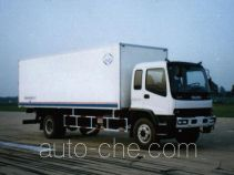 Bingxiong BXL5152XXY box van truck