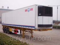 Bingxiong BXL9400XLC refrigerated trailer