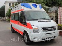 Baiyun BY5030XJHV ambulance