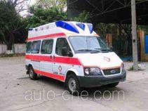 Baiyun BY5033XJHV ambulance