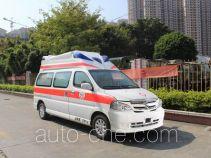 Baiyun BY5035XJH ambulance