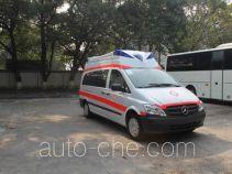 Baiyun BY5036XJH ambulance