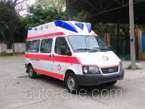 Baiyun BY5037XJH ambulance