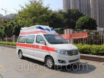 白云牌BY5038XJH型救护车