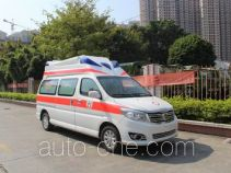 Baiyun BY5038XJHS ambulance