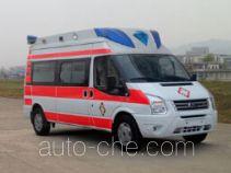 Baiyun BY5049XJH ambulance