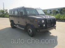 Baiyun BY5060XFB anti-riot police vehicle