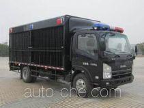 Baiyun BY5100XFB anti-riot police vehicle