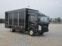 Baiyun BY5101XZB equipment transport vehicle
