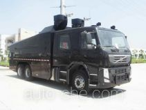 Baiyun BY5252GFB anti-riot police water cannon truck