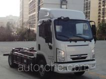 BYD BYD1070A7BBEVD1 electric light truck chassis