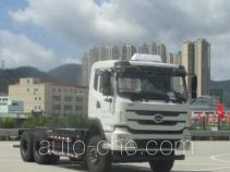比亚迪牌BYD3250EEFBEVD型纯电动载货汽车底盘