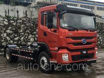 比亚迪牌BYD5160GSSBEVD型纯电动货车底盘