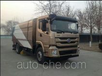BYD BYD5160TXSBEV electric street sweeper truck