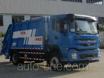 BYD BYD5160ZYSBEV electric garbage compactor truck