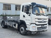 BYD BYD5160ZYSBEVD electric truck chassis