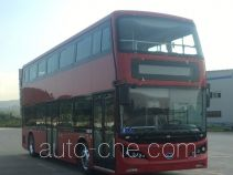 BYD BYD6100LSEV electric double decker city bus