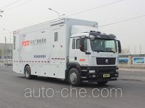 Lansu BYN5172XDS television vehicle