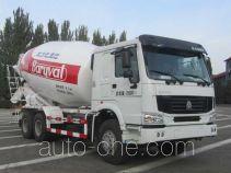 NHI BZ5251GJBZA4 concrete mixer truck