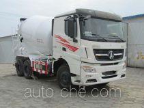 北方重工牌BZ5253GJBNV4型混凝土搅拌运输车