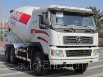 北方重工牌BZ5255GJB41DY4型混凝土搅拌运输车