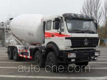 北方重工牌BZ5313GJBNA4型混凝土搅拌运输车