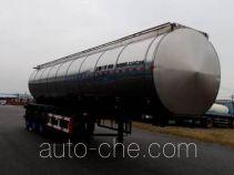 北方重工牌BZ9400GNY型鲜奶运输半挂车