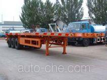 北方重工牌BZ9400TJZ型集装箱半挂牵引车