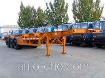 北方重工牌BZ9400TJZG型集装箱半挂牵引车
