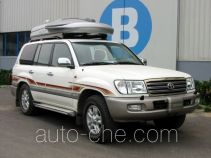Zaitong BZT5030DSNG satellite communication vehicle