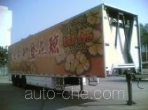 Zaitong BZT9300XWT mobile stage trailer