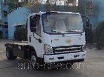 Шасси электрического бескапотного грузовика