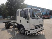 解放牌CA1125P40K2L2BE4A85型平头柴油载货汽车底盘