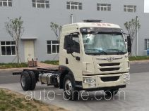 FAW Jiefang CA1128PK2L2BE5A80 diesel cabover truck chassis
