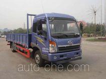 解放牌CA1169PK15L2NE5A80型平头天然气载货汽车
