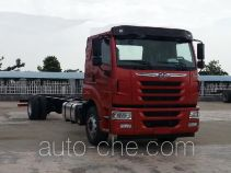 FAW Jiefang CA1180P1K2L6BE5A80 diesel cabover truck chassis