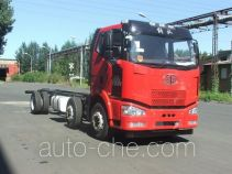 FAW Jiefang CA1180P63K1L3T3E4Z diesel cabover truck chassis