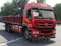 FAW Jiefang CA1191P1K2L2T1NA80 natural gas cabover cargo truck