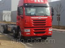 FAW Jiefang CA1200P2K2L7T3BE5A80 diesel cabover truck chassis