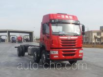 FAW Jiefang CA1220P1K2L6T3BE5A80 diesel cabover truck chassis