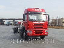 FAW Jiefang CA1252P1K2L7T3BE5A80 diesel cabover truck chassis