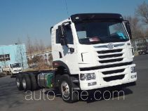 FAW Jiefang CA1250P2K2L7T1BE5A80 diesel cabover truck chassis