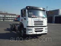 FAW Jiefang CA1250P2K2L7T2BE5A80 diesel cabover truck chassis